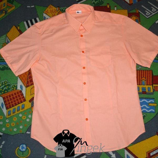 Apa Fia Ing Szett - Barack anyagból, férfi ing