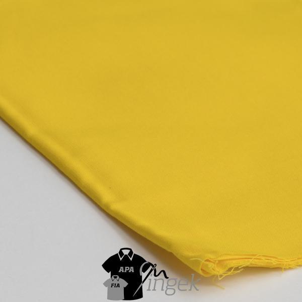 Apa Fia Ing Szett - egyszínű sárga anyag